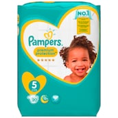 Pampers Premium protection 20 Stück