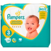 Pampers Premium protection 29 Stück