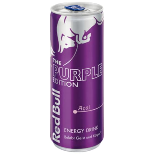 Red Bull The Purple Edition Açai 0,25 l