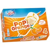 Nestle Schöller Pop Orange Multipack 4 x 85 ml