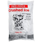 ICEFROCKS Red Price Crushed Ice 2 kg