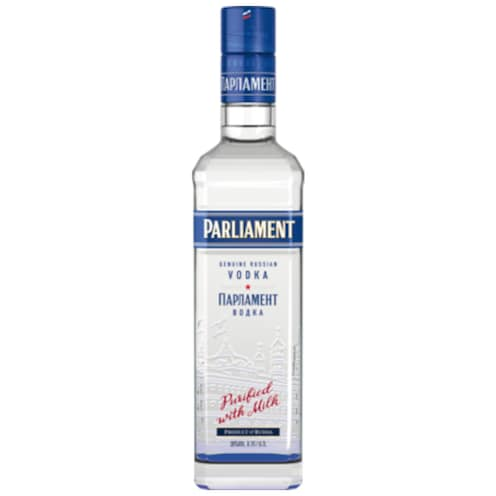 PARLIAMENT Vodka 38 % vol. 0,7 l