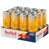 Red Bull The Yellow Edition 12 x 0,25 l