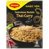 Maggi Magic Asia Gebratene Nudeln Thai Curry für 2 Portionen