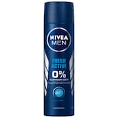 NIVEA MEN Fresh Active Deodorant 150 ml