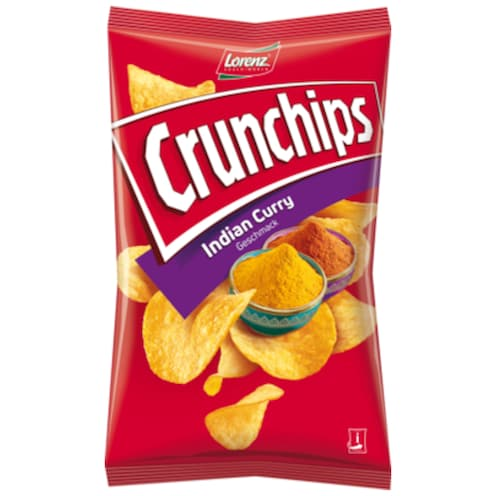 Crunchips Indian Curry 175 g