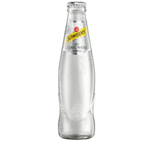 Schweppes Dry Tonic Water 0,2 l