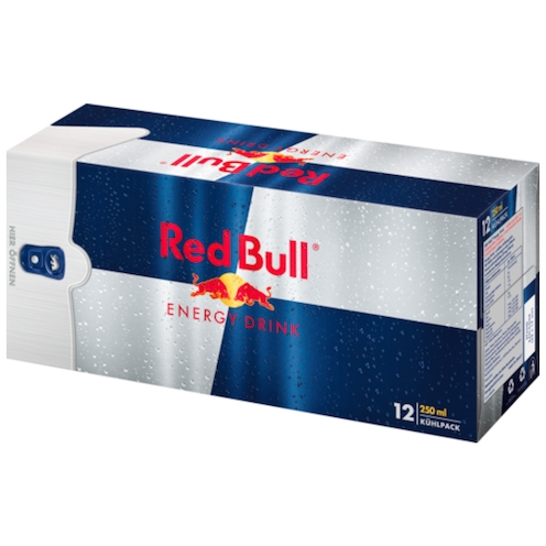 Red Bull Energy Drink 12 x 0,25 l