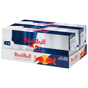Red Bull Energy Drink - Tray 2 x 12 x 0,25 l
