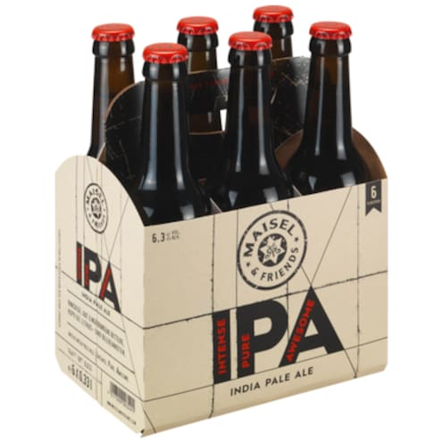 Maisel & Friends India Pale Ale - 6-Pack 6 x 0,33 l