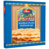 Truly Indian Pappadums Madras 112 g