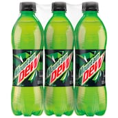 Mountain Dew Limonade - Sixpack 6 x 0,5 l