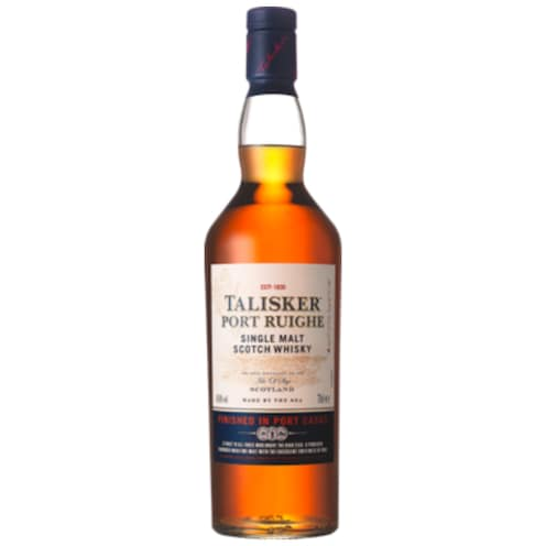 Talisker Port Ruighe Single Malt Scotch Whisky 45,8 % vol. 0,7 l