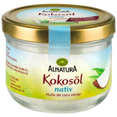 Alnatura Bio Kokosöl nativ 400 ml