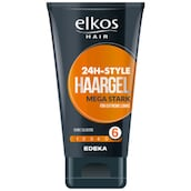 elkos HAIR Styling Gel mega stark 150 ml