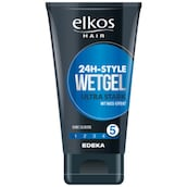elkos HAIR Wet Look Gel ultra stark 150 ml