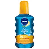 NIVEA Sun Lotion Protect & Refresh LSF 30 200 ml