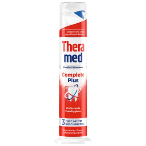Theramed Complete Plus Zahncreme 100 ml