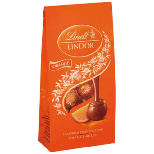 Lindt Lindor Orange-Milch 137 g
