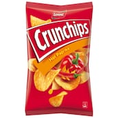 Lorenz Crunchips Hot Paprika 175 g