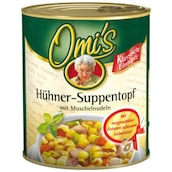 Omi's Hühner-Suppentopf 800 g