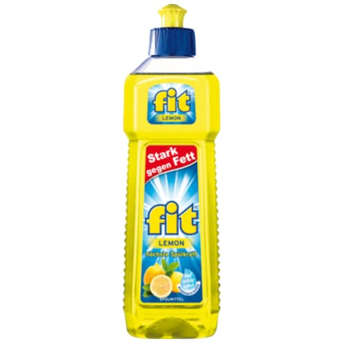 fit Spülmittel Lemon 500 ml