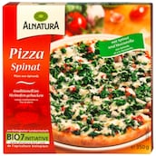 Alnatura Bio Pizza Spinat 350 g