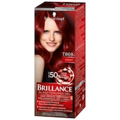 Schwarzkopf Brillance Glanz-Tönungs-Gel T868 granat 60 ml