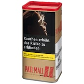 Pall Mall Authentic Tobacco Red XXL 130 g