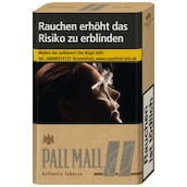 Pall Mall Authentic Silver 20 Stück