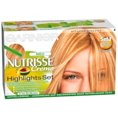 Garnier Nutrisse Creme Highlights Set Set 1 Blonde Highlights für hellblondes Haar