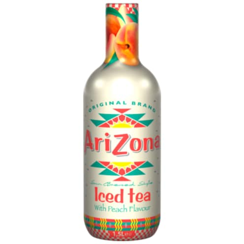 AriZona Iced Tea Peach 1,5 l