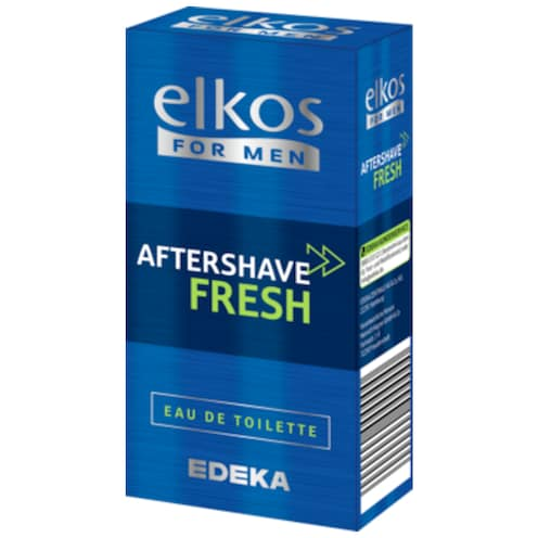 EDEKA elkos After Shave fresh 100 ml