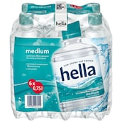 hella Medium - 6-Pack 6 x 0,75 l