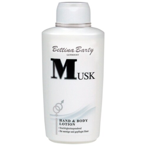Bettina Barty Musk Hand & Bodylotion 500 ml