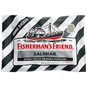 Fisherman's Friend Salmiak ohne Zucker Pastillen 25 g