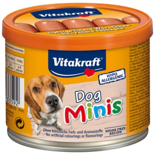 Vitakraft Dog Minis® 120 g