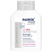 numis med Sensitive Duschgel PH 5,5 200 ml