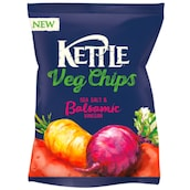 Kettle Chips Veg Chips Sea Salt & Balsamico Vinegar 100 g