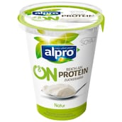 alpro Soja Go On Quarkalternative Natur 400 g