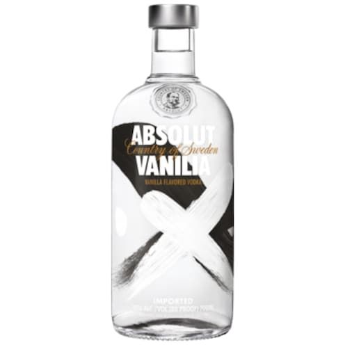 ABSOLUT Vodka Vanilia 40 % vol. 0,7 l