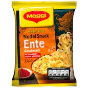 Maggi Magic Asia Nudel Snack Ente Geschmack 62 g