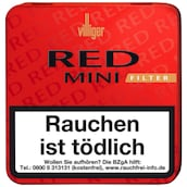Villiger Red Mini Filter Cigarillos 20 Stück