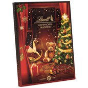 Lindt Weihnachtstradition Adventskalender 253 g