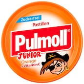 Pulmoll Pastillen Junior Orange Zuckerfrei 50 g