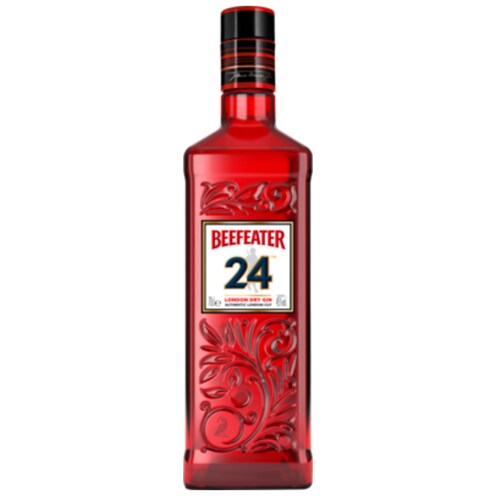 BEEFEATER 24 London Dry Gin 45 % vol. 0,7 l