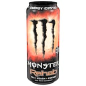 Monster Rehab Peach 0,5 l