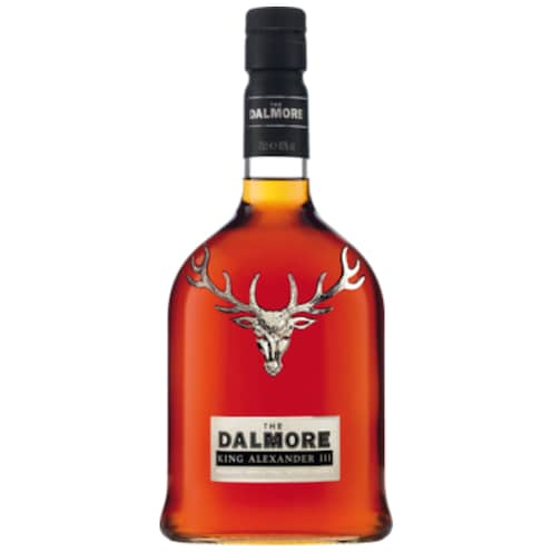 The Dalmore King Alexander III 40 % vol. 0,7 l