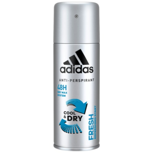 adidas Fresh men Deospray 150 ml
