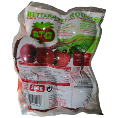 Bouthegourd Fresh Rote Bete 500 g